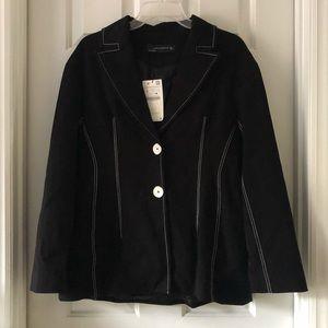 NWT Zara Women Black Blazer